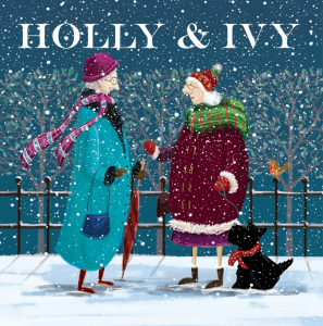 Holly & Ivy Christmas Cards